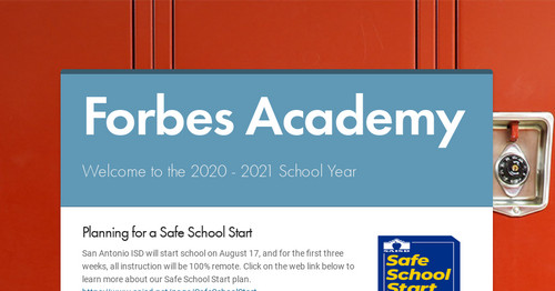 Forbes Academy