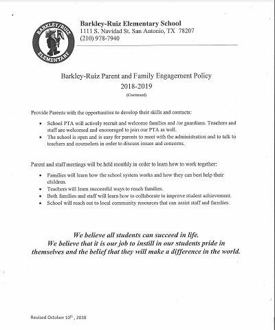 Parent Family Engagement Pg2