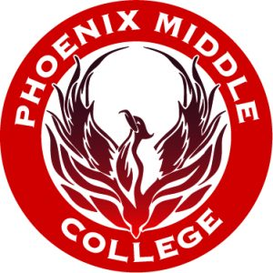 Phoenix Middle College logo