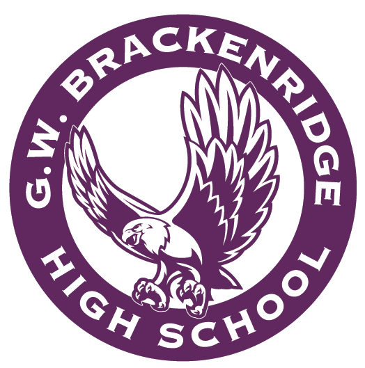 G.W. Brackenridge High School Logo