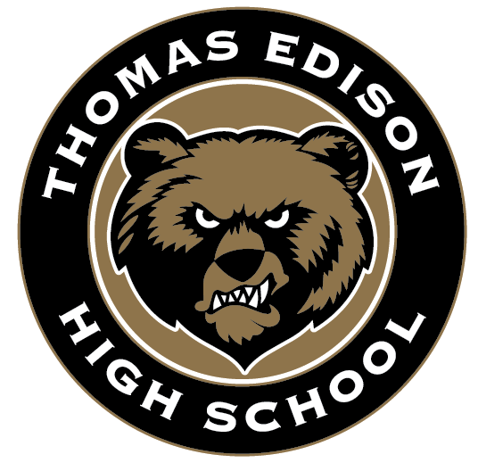 Thomas Edison High School Logo