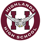 Highlands High School Logo
