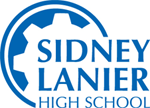 Sidney Lanier High School Logo