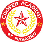 James Fenimore Cooper Academy at Navarro Logo