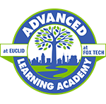 Advanced Learning Academy at Fox Tech Logo