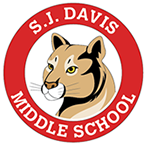 S.J. Davis Middle School Logo