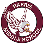 Joel C. Harris Middle School Logo