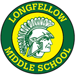 Henry Wadsworth Longfellow Middle School Logo