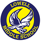 James Russell Lowell Middle School Logo