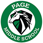 Thomas Nelson Page Middle School Logo