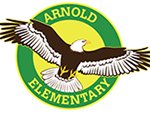 Charles August Arnold Elementary School Logo