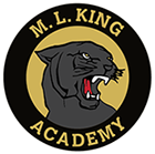 Martin Luther Ling Jr. Academy Logo