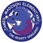 James Madison Elementary School Logo