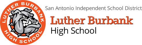 Luther Burbank High School Logo